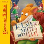 Audiobook - La magica notte degli elfi