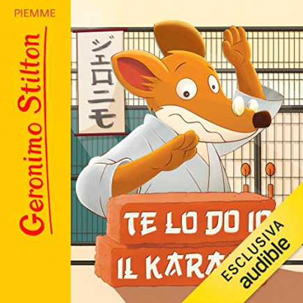 Audiobook - Te lo do io il karatè