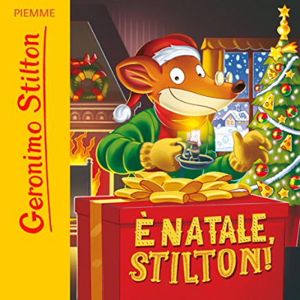Audiobook - È Natale, Stilton!