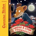 Audiobook - L'amore è come il formaggio...