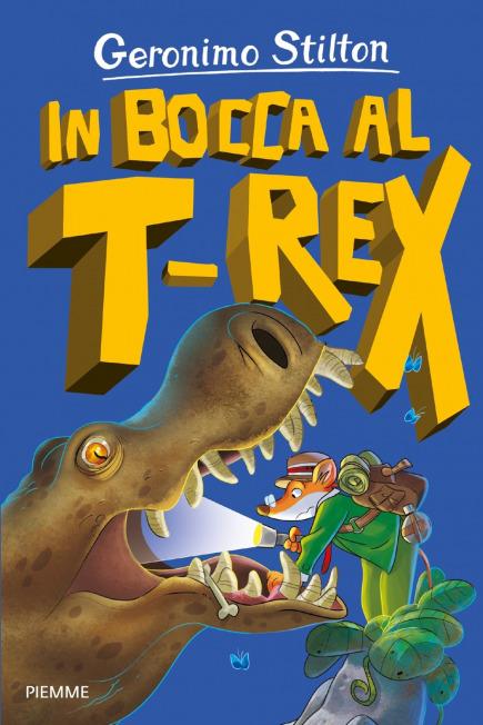 In bocca al T-Rex