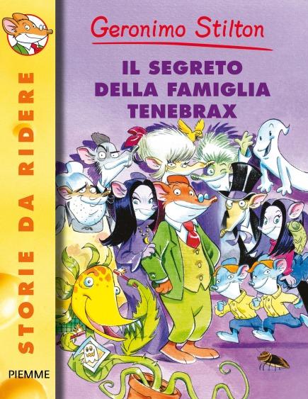 Il segreto della famiglia Tenebrax
