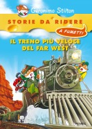 Il treno più veloce del Far West