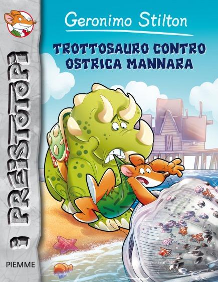 Trottosauro contro ostrica mannara