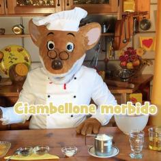 In cucina con Geronimo: il ciambellone!