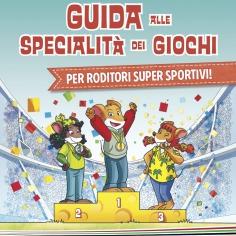 Speciale Olimpiadi - Alla scoperta degli sport!