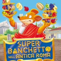 Super banchetto nell'antica Roma - Il primo capitolo in anteprima