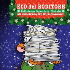 Eco del Roditore - Speciale Natale!