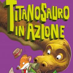 Titanosauro in azione - Leggi un estratto