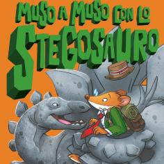 Muso a muso con lo stegosauro - Leggi un estratto!