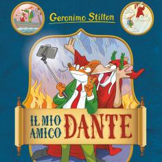 Il mio amico Dante - Leggi l'estratto!