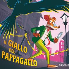 Il giallo del pappagallo - Leggi l'estratto!