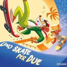 Uno skate per due - Leggi l'estratto!
