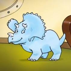 Benjamin intervista TOPS, il Triceratopo!