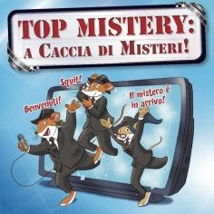 "TOP TV presenta ""TOP MISTERY: a caccia di misteri!"""