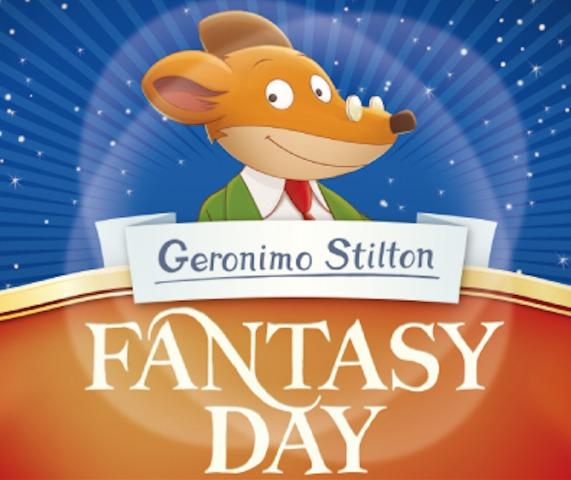 Siete pronti per il Geronimo Stilton Fantasy Day?