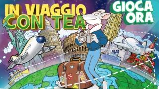 In viaggio con Tea: un nuovo stratopico gioco!