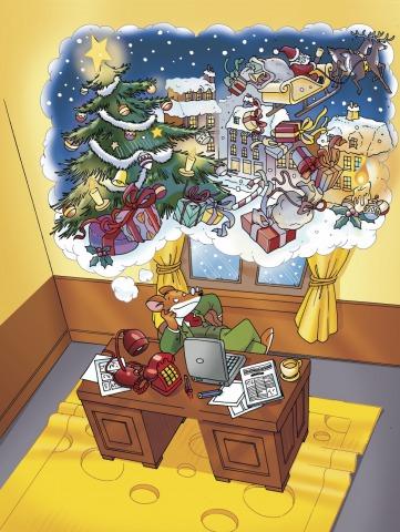 Continuano i preparativi per il Natale!