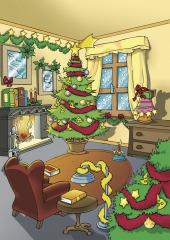 Ultimi preparativi per un Natale al top