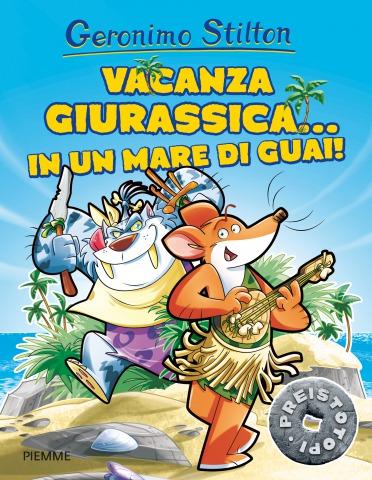 Vacanza giurassica... in un mare di guai!