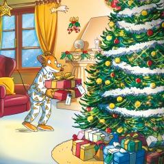 Un Natale coi baffi!