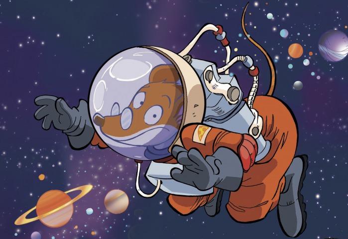 Appuntamento speciale con i segreti dello spazio!