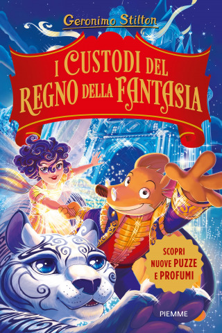 I Custodi del Regno della Fantasia vi aspetta in libreria!