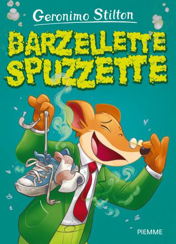 Barzellette Spuzzette: un nuovo top-seller che vi farà frullare i baffi per le risate!