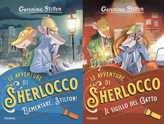 È tempo di mistero, con Le avventure di Sherlocco!