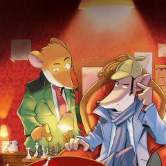 Un gioco stratopico per veri Investigatori!