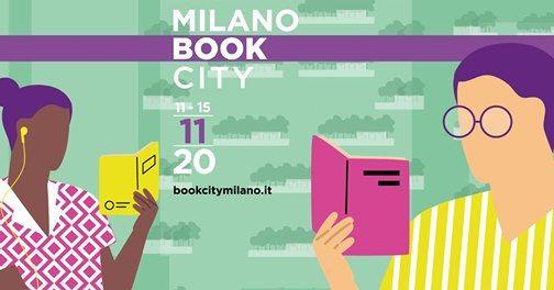 Vi aspetto a BookCity Milano, in streaming!