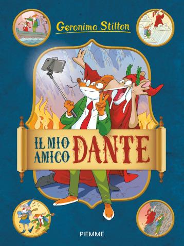 Il mio amico Dante, un top-seller coi baffi!