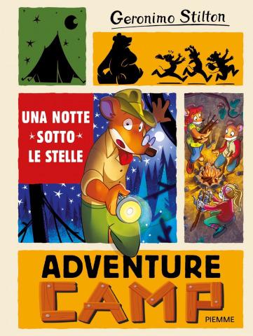 Con Adventure Camp l'avventura è garantita!