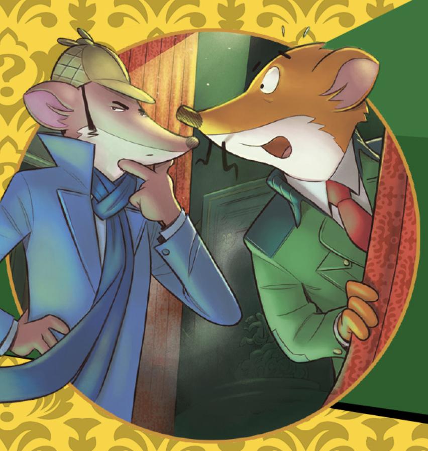 Il divertimento continua con un nuovo gioco dedicato alle avventure di Sherlocco!
