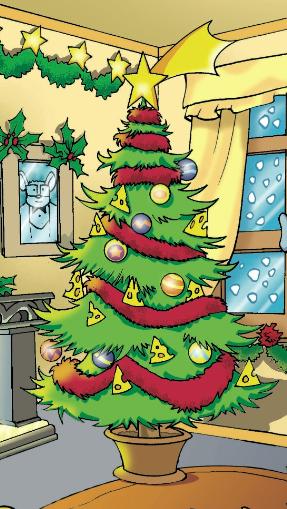 Una sorpresa sotto l'albero..