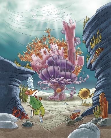 Siete pronti per immergervi nel Regno di Aquaria?