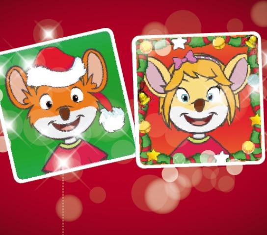 Anche sul sito c'è aria di Natale!