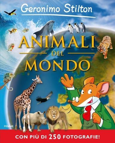 Alla scoperta degli Animali del Mondo!