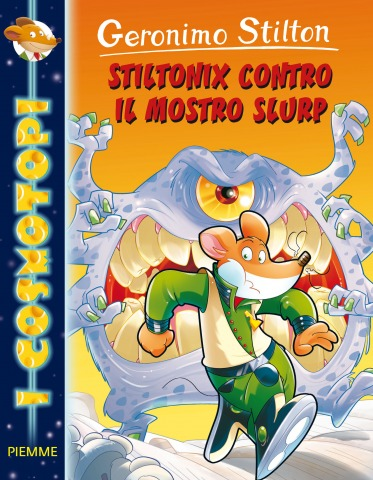 Stiltonix contro il mostro Slurp