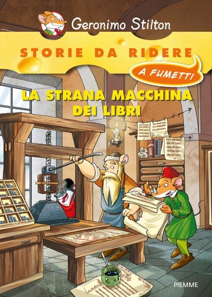 La strana macchina dei libri