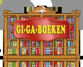 Gi-ga-boeken - Grote avonturen
