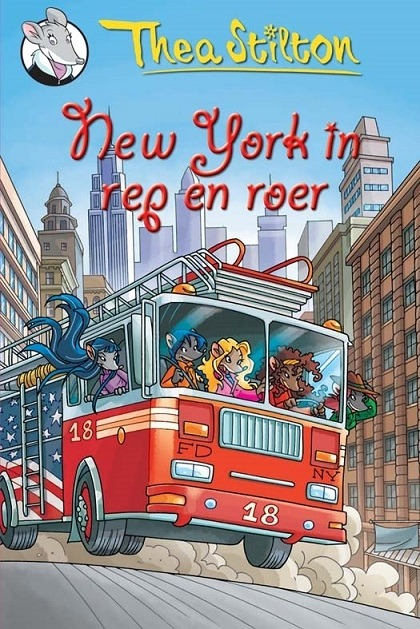 New York in rep en roer