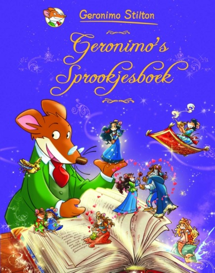Geronimo's Sprookjesboek
