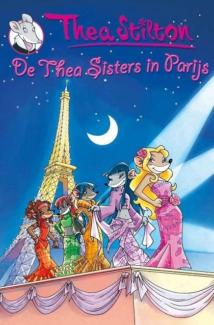 De Thea Sisters in Parijs