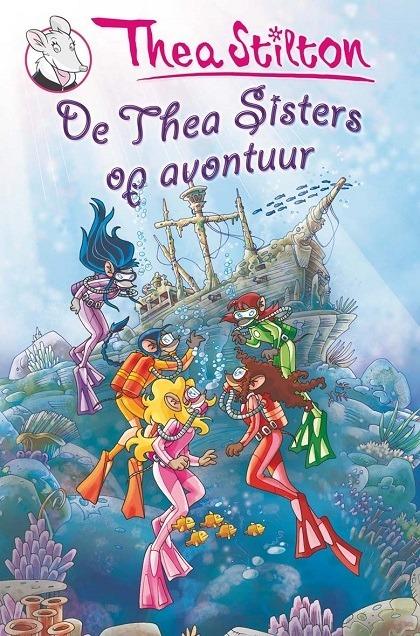 De Thea Sisters op avontuur