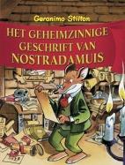 Het geheimzinnige geschrift van Nostradamuis