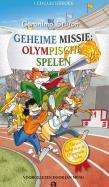 Geheime missie: Olympische Spelen (luisterboek)