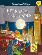 Het raadsel van Londen (Makkelijk Lezen-boek)