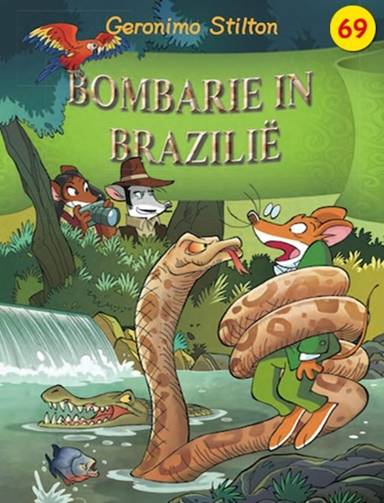Bombarie in Brazilië