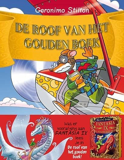De roof van het gouden boek